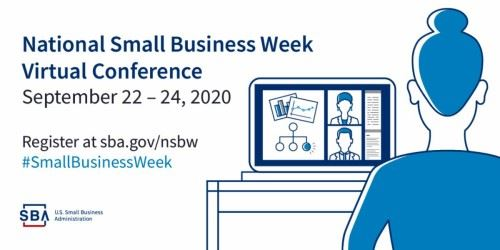 National Small Business Week 3-Day Virtual Conference