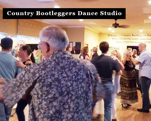Country Bootleggers dancers